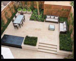 #Paved#Gardens #Limestone